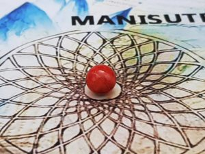 ShankhaMani, Conch Pearl, Conch Mani Specimen No. 811353, 07.30 Ct